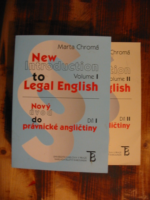 New Introduction to Legal English I ,II