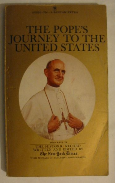 The Pope´s Journey to the United States