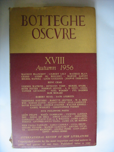 Botteghe Oscure