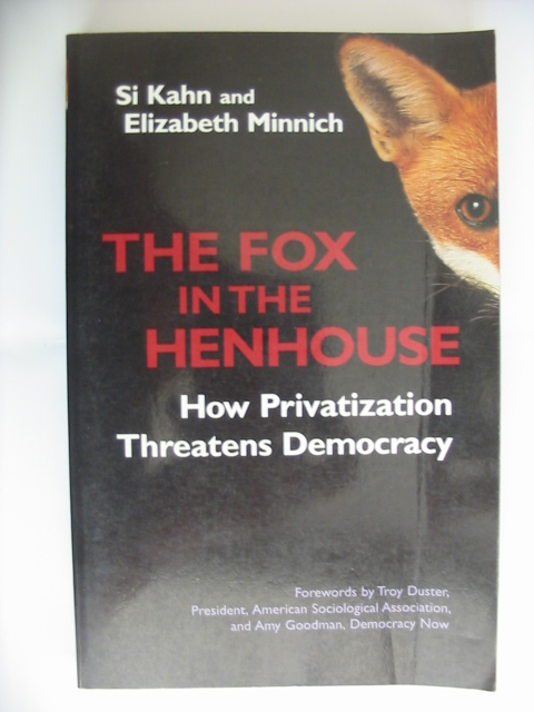 The Fox in the Henhouse...