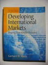 Developing International Markets