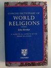 Concise dictionary World Religions